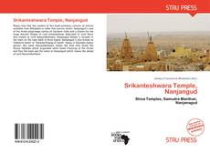 Portada del libro de Srikanteshwara Temple, Nanjangud