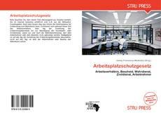 Borítókép a  Arbeitsplatzschutzgesetz - hoz