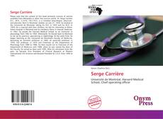 Bookcover of Serge Carrière