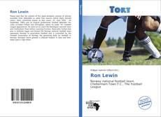 Ron Lewin kitap kapağı