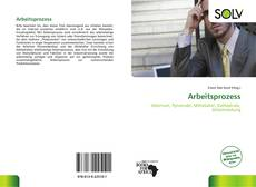 Bookcover of Arbeitsprozess