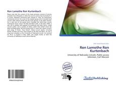 Обложка Ron Lamothe Ron Kurtenbach