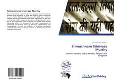 Bookcover of Srimushnam Srinivasa Murthy