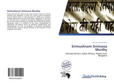 Buchcover von Srimushnam Srinivasa Murthy