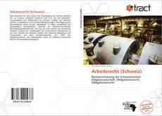 Buchcover von Arbeitsrecht (Schweiz)