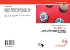 Capa do livro de Ten Desires