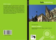 Bookcover of Bistum Langres