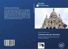 Buchcover von Arbeitsrecht der Kirchen