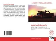 Bookcover of Arbeitsscheinwerfer