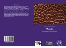 Buchcover von Oxalaia