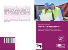 Buchcover von Arbeitsschutzausschuss