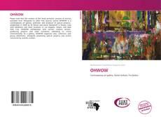 Buchcover von OHWOW