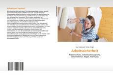 Buchcover von Arbeitssicherheit
