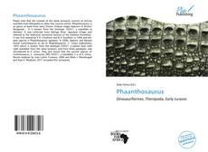Phaanthosaurus的封面