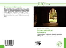 Portada del libro de Srinakharinwirot University
