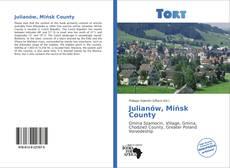 Buchcover von Julianów, Mińsk County