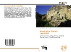Bookcover of Kamionka, Gmina Jakubów
