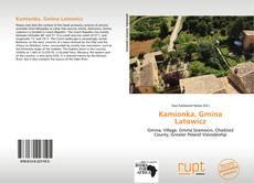 Bookcover of Kamionka, Gmina Latowicz
