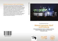 Buchcover von Bistum Lausanne, Genf und Freiburg