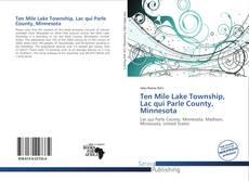 Ten Mile Lake Township, Lac qui Parle County, Minnesota kitap kapağı