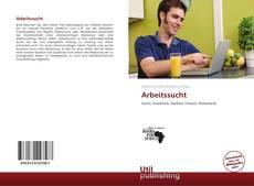 Buchcover von Arbeitssucht