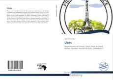 Uzès kitap kapağı