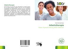 Buchcover von Arbeitstherapie