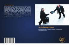 Bookcover of Arbeitsumgebung