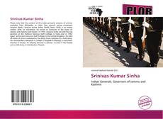 Bookcover of Srinivas Kumar Sinha