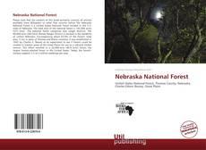 Bookcover of Nebraska National Forest