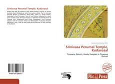 Couverture de Srinivasa Perumal Temple, Kudavasal
