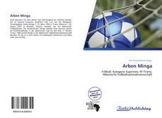 Portada del libro de Arben Minga