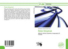 Couverture de Peter Dmytruk