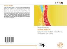 Vivian Martin的封面