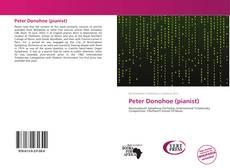 Portada del libro de Peter Donohoe (pianist)