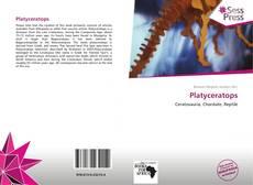 Capa do livro de Platyceratops