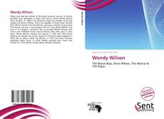 Bookcover of Wendy Wilson