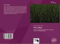 Portada del libro de Peter Elkas