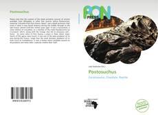 Couverture de Postosuchus