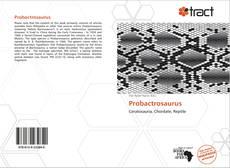 Capa do livro de Probactrosaurus