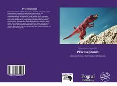 Buchcover von Procolophonid