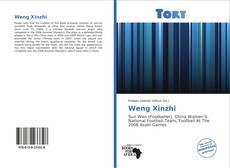 Capa do livro de Weng Xinzhi