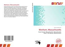 Bookcover of Wenham, Massachusetts