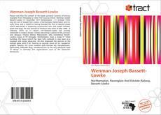 Portada del libro de Wenman Joseph Bassett-Lowke