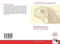 Bookcover of Shenzhousaurus