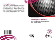 Wensleydale Railway kitap kapağı