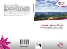 Copertina di Lubomin, Gmina Mrozy