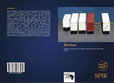 Buchcover von Bierboot