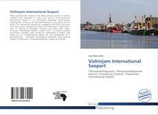 Vizhinjam International Seaport kitap kapağı