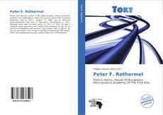 Capa do livro de Peter F. Rothermel